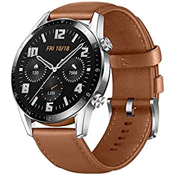 Amazon.com: Huawei Watch Black Stainless Steel with Black ...