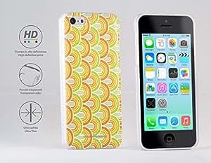 Funda Carcasa dura para Apple iPhone 5c - Fifties Patrón