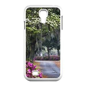 Tyquin Old Alley 2 Samsung Galaxy S4 Case, [White]
