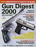 Gun Digest 2000, Ken Warner, 0873417526