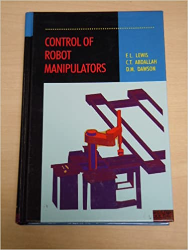 Control Of Robot Manipulators