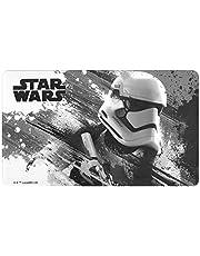 Star Wars 13364Tabla de Cortar Episodio VII, Stormtrooper Tabla, melamina, Multicolor, 23x 14x 0.5cm
