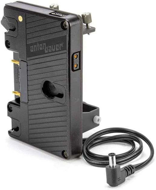 Anton Bauer QRC-FS7 Gold Mount Bracket for Sony FS7 Camera