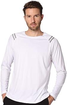 Ogeenier Protección Solar UV para Hombre UPF50 + Camiseta de Manga Larga: Amazon.es: Deportes y aire libre