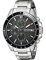 Tommy Hilfiger Mens 1791165 Stainless Steel Watch
