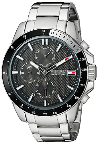 Tommy Hilfiger Men's 1791165 Stainless Steel Watch