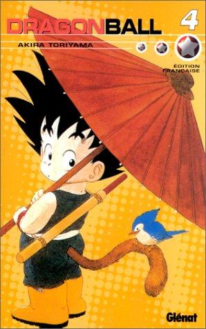 Dragon Ball n° 4 La menace