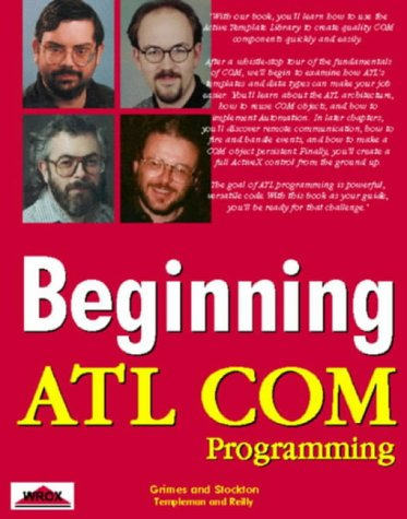 Beginning Atl Com Programming by Apress