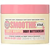 Soap And Glory Smoothie Star Lightly Whipped Luxurious Body Buttercream 300ml