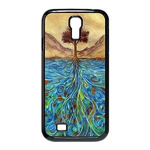 Unique Design -ZE-MIN PHONE CASE- For SamSung Galaxy S4 Case -Love Pink Pattern-CUSTOM-DESIGH 2