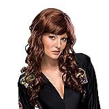 Rubie's Auburn Movie Starlet Wig, Brown, One Size