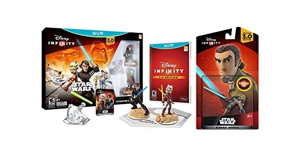Disney Infinity 3.0 Edition Starter Pack Bundle - Amazon Exclusive ...