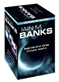 Iain M. Banks Culture - 25th anniversary box set: Consider Phlebas, The Player of Games and Use of Weapons: Consider Phlebas, Use of Weapons and The Player of Games by Banks, Iain M. (2012)