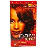 Clairol Textures & Tones Kit #4Rc Cherry Wood