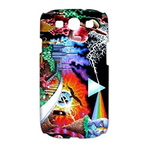 Mystic Zone Great Band Pink Floyd Case for Samsung Galaxy S3 Colorful Hard Cover Back Fits Case HH0890 by ruishername