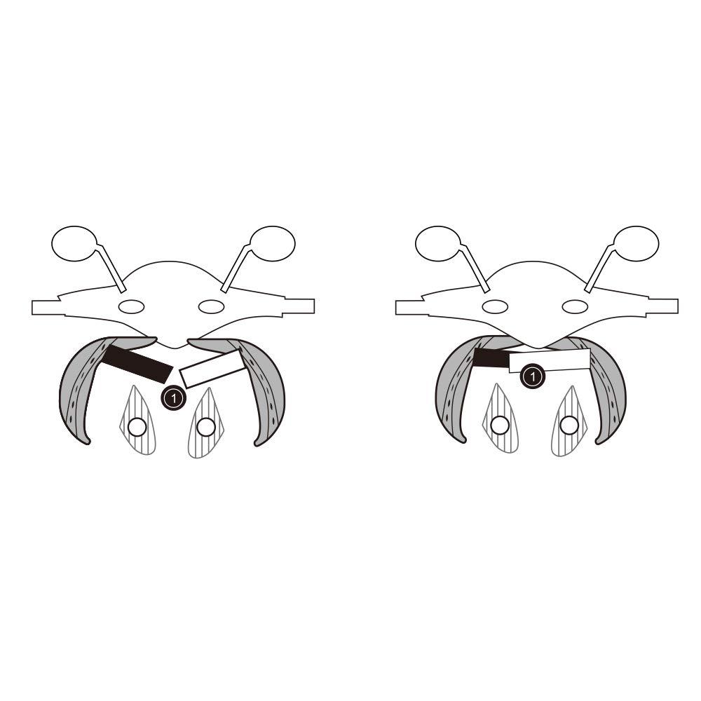 cubrepiernas Universal Impermeable y Cortaviento para Motos de Carretera Hojas Protectoras ES Cajas cubrepiernas Universal Moto