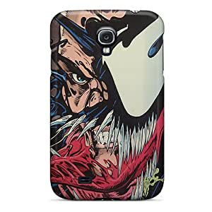 Top Quality Case Cover For Galaxy S4 Case With Nice Becoming Venom Appearance