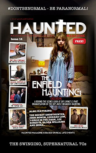 Haunted Magazine Issue 14: The Swinging Supernatural 70s