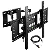 Foho Dual Articulating Arm TV Wall Mount Bracket for 32-70 inch TVs - 20
