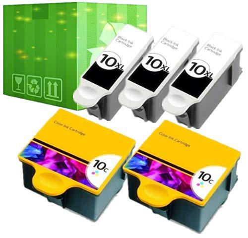 Cartuchos De Tinta Para Kodak Esp 5210 7250 3250 5250 9 5 7