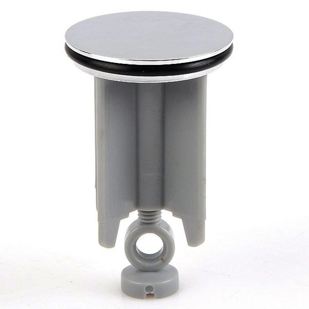 Waschbeckenstöpsel-40mm, Abfluss-Stopfen mit Haarfänger-Kette, Für ...