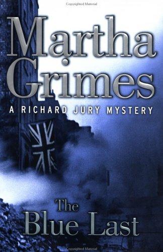 Blue Metal Viking - The Blue Last: A Richard Jury Mystery