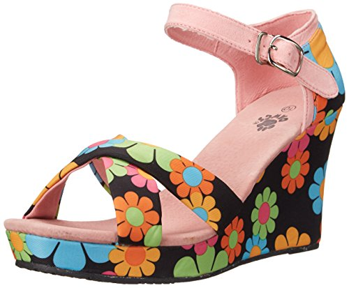 Wedge Pump Women's Bus Magic DAWGS Sandal Kaymann R0SFq1
