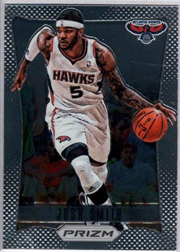 (2012-13 Panini Prizm #150 Josh Smith Hawks NBA Basketball Card NM-MT)