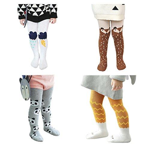 Gellwhu Infant Toddler Legging Stockings