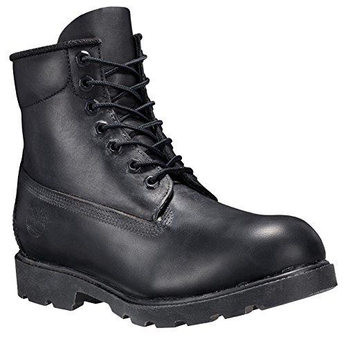 Timberland Men's Six-Inch Basic Boot,Black,13 M US (Men Black Boots)