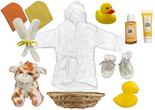 baby bath gift basket - 9