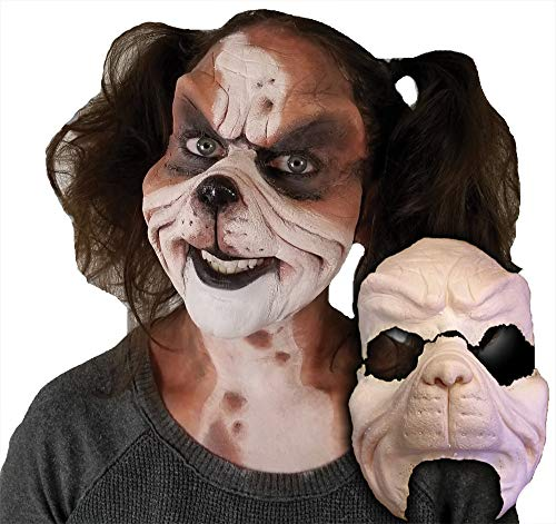Grouch Dog Nose Foam Latex Prosthetic