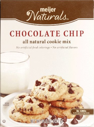 CHERRYBROOK KITCHEN MIX COOKIE CHOC CHP, 14.9 OZ by Cherrybrook Kitchen