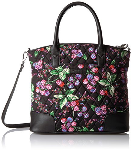 Vera Bradley Day Off Satchel, Winter Berry