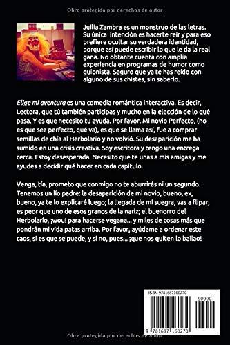 Amazon.com: ELIGE MI AVENTURA: ADIÓS AL NOVIO PERFECTO ...