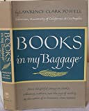 img - for Books in My Baggage. Adventures in Reading and Collecting. book / textbook / text book