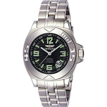 Amazon.com: Invicta 3144 - Reloj de pulsera para hombre ...