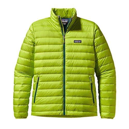 Patagonia Down Sweater Jacket - Men's Peppergrass Green, L