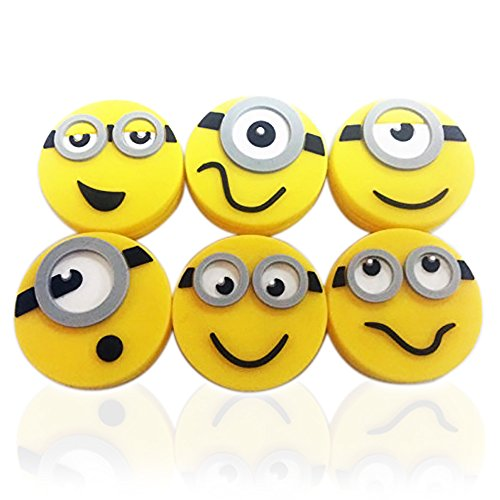 Sports Edition Tennis Vibration Dampeners (Minions) (Wilson Vibration Dampeners)