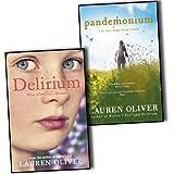 Lauren Oliver Delirium 2 Books Collection Pack Set RRP: 13.98 (Pandemonium, ...