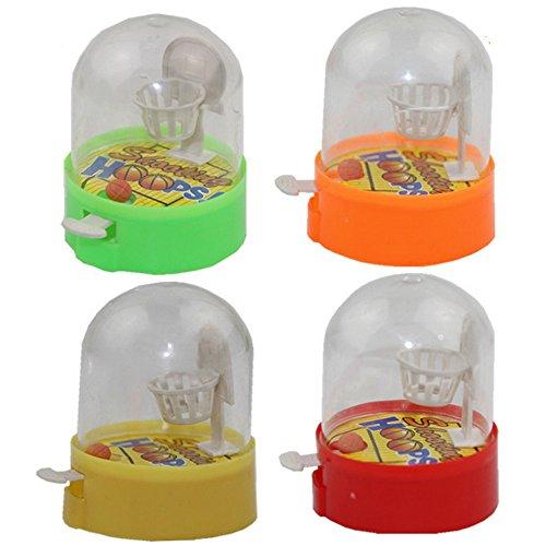 (AckfulDevelopmental Basketball Machine Anti-Stress Player Handheld Children Toys Gift)