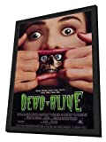 Unframed poster Dead Alive Movie Style Ain Delu Wood Frame27x40inch(69x102cm)