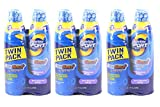Cheap Lot of 3 Coppertone Sport Twin Pack Spray Sunscreen SPF 30 WITH UVA/UVB Protection