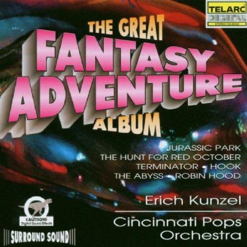 The Great Fantasy Adventure Album