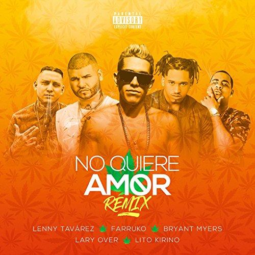 ... No Quiere Amor (Remix)
