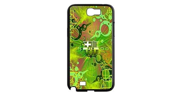 Samsung Galaxy Note 2 N7100 Phone Case FC Barcelona 3M51678 ...