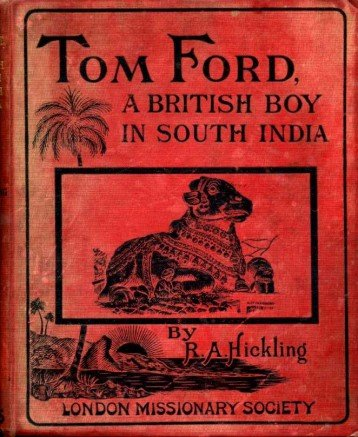 Tom Ford, a British boy in South - London In Tom Ford