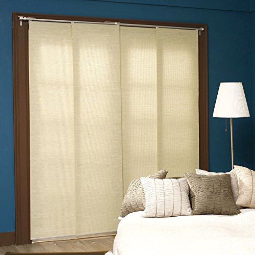 Chicology Adjustable Sliding Panel, Cordless Shade, for sale  Delivered anywhere in Canada