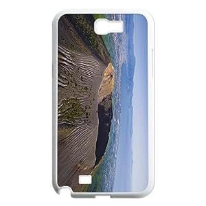 Angry Volcano PC Custom for Samsung Galaxy Note II N7100 AR247310