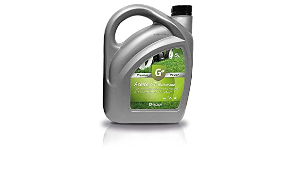Groway Premium Power - Aceite para motor 4T, 5 L, tipo 10W40 ...